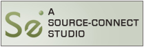 A Source-Connect studio